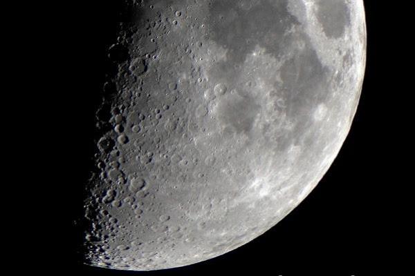 Cómo es la luna