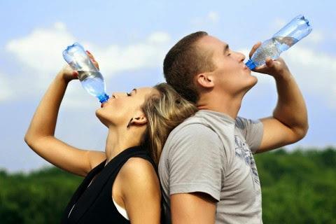 La deshidratación puede ponerte de mal humor