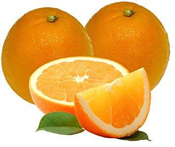 Cantidad de ácido cítrico en la naranja